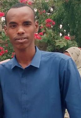 A photo of Abdirahman Houssein Guelleh