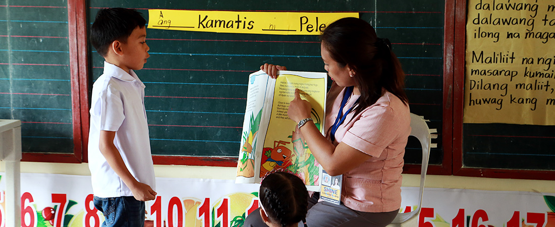 A New Approach To Literacy In The Philippines EDC