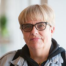 Photo of EDC's Cindy Hoisington