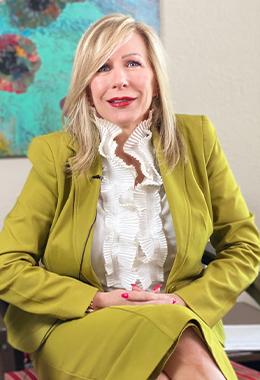 A photo of Carrie Slatton-Hodges