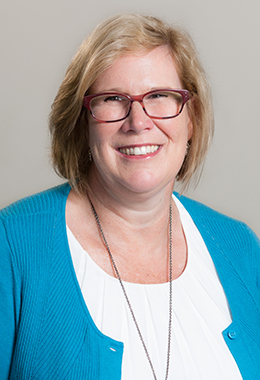EDC's Cindy Taylor staff portrait