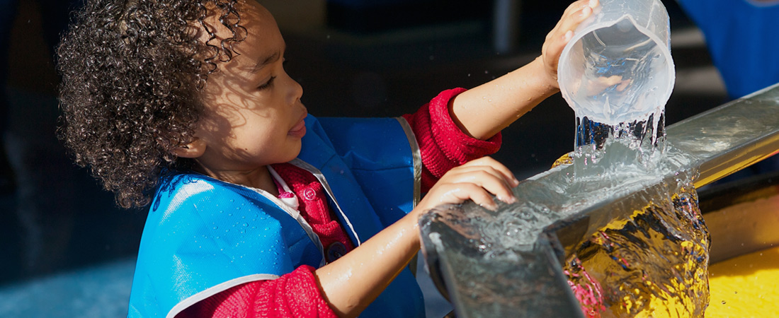 Early Childhood—What's Next? banner image