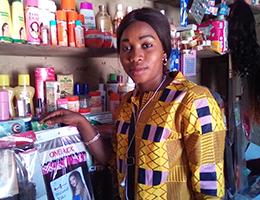A photo of Aminata Sonko