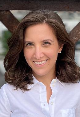 Lauren Klein staff portrait