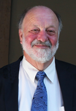 Mike Laflin portrait