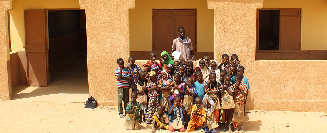 Photo from Mali Education Recovery Support Activity (ERSA)
