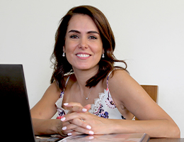 A photo of Dr. Rosine Zgheib, University Professor, Lebanon