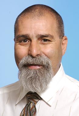 Steven Shuman staff portrait