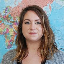 Alisha Keirstead staff portrait