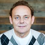 Chuck Klevgaard staff portrait
