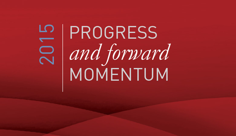 Progress and Forward Momentum: Five-Year Report
