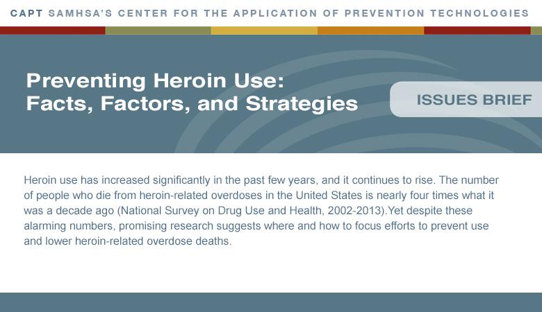 Preventing Heroin Use