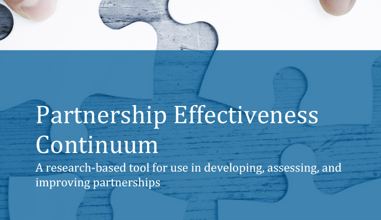 Quality Measures: Partnership Effectiveness