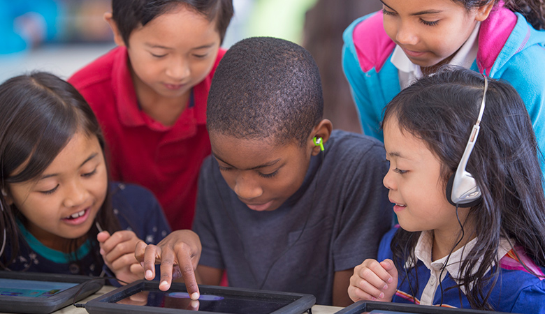 Young Learners and Technology