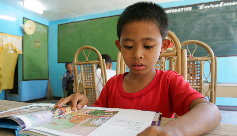 Basa Pilipinas: Transforming Reading Instruction to Boost Student Learning Outcomes