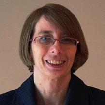 A photo of EDC's Loraine Swanson Lucinski