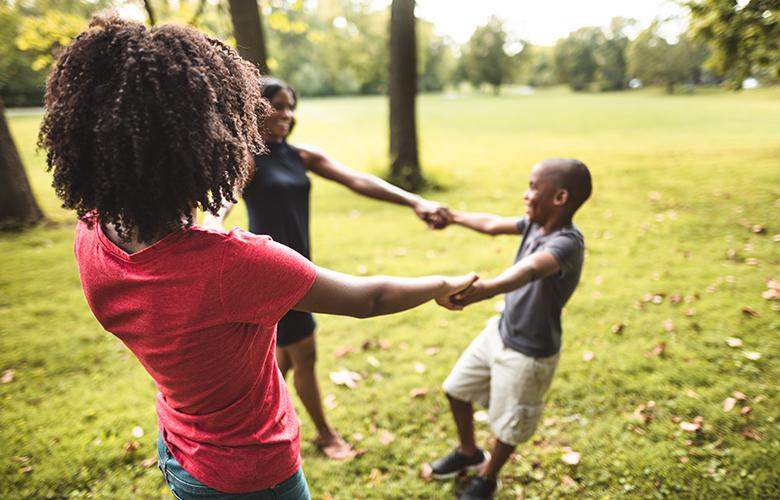A photo representing Positive Youth Development and Parenting—A Good Fit