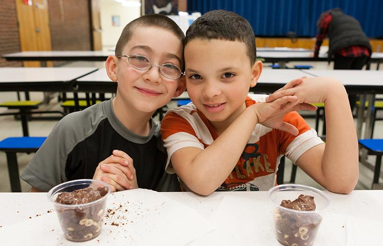 A photo of kids representing Lights on Afterschool—Educators! Strategies to Support Staff