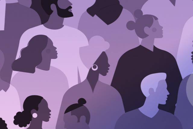 An illustration representing Want to Improve Public Health? Address Systemic Racism