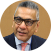 EDC Trustee Darshak Shah portrait
