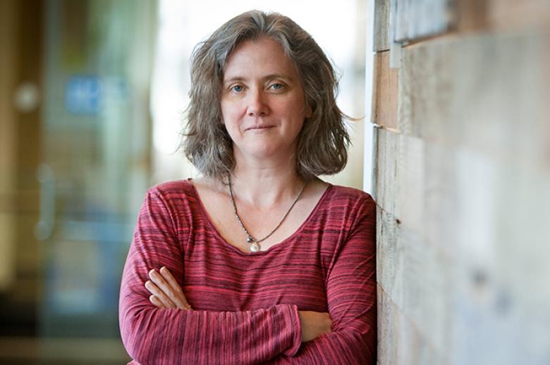 Photo of EDC's Chelsey Goddard.