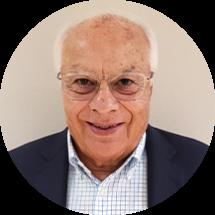EDC Trustee Iqbal Mamdani portrait