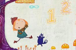 An image from PEG+CAT, courtesy of PBS KIDS