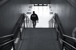 A photo representing Beyond Police-Free Schools