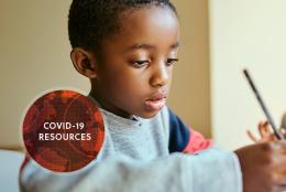 A photo of family representing Resources for the COVID-19 Crisis