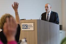 A photo of EDC's David Jacobson