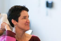 A photo of EDC's Eden Badertscher