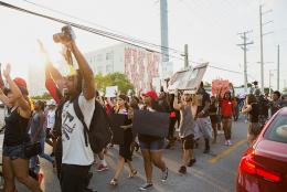 A photo of a protest representing Racism is a Public Health Problem. What Can We Do?