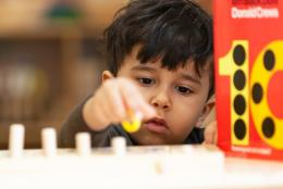 Engaging Families in Children's Math Learning Adds Up