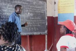 Night classes gave many Liberians a second chance at an education