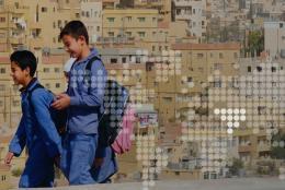 Children in Jordan