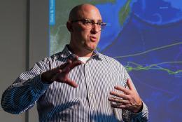 Photo of EDC's Randy Kochevar