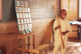 A photo from Mali representing Social and Emotional Learning – Where Do We Go from Here?